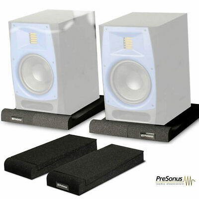 Presonus ISPD-4 Studio Monitor Speakers Isolation Pads 4 Pack