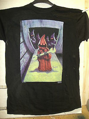 Vintage T-Shirt: Star Wars - Jawas (L) (Greg Theakston) (USA, 1993)