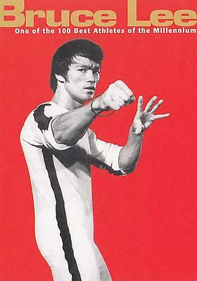 2 different BRUCE LEE new postcards *Last ones*