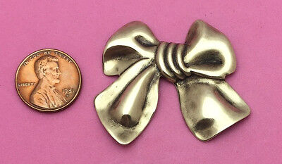 LARGE VINTAGE DESIGN ANT BRASS BOW-1 PC(s)