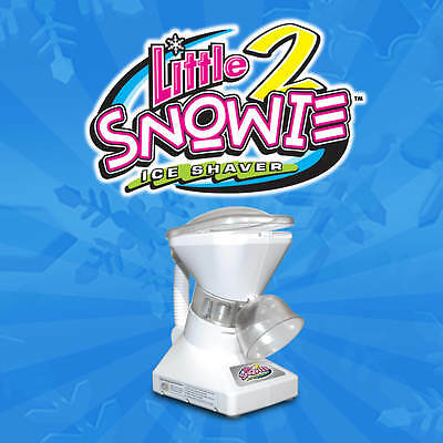 Snow Cone / Shaved Ice Machine Starter Package  .CE Approved.