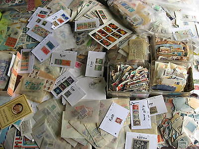 WW junk to treasure? mixed up mess of stuff in a bankers box, check it out!