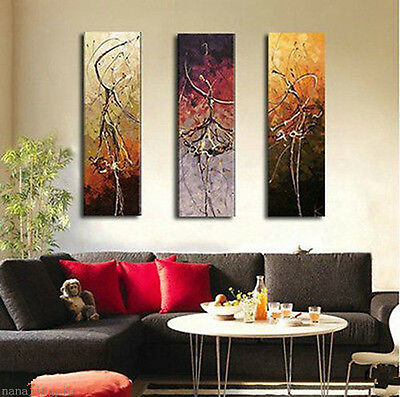 Huge Abstract Art Oil painting Wall Decor Hand-painted on Canvas