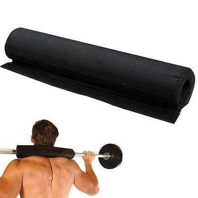 Foam Barbell Bar Rest Pad for Squat Weight Lifting Back Shoulder Olympic Bar