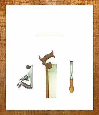 The Minimalist Woodworker : Essential Tools and Small Shop Ideas for Building...