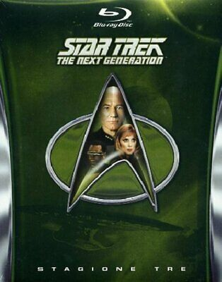 Star Trek - The Next Generation (TNG) - Staffel 2 -Blu-Ray-  #NEU#
