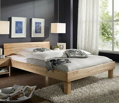 doppelbett 180x200 bettgestell ehebett bett rahmen massiv. Black Bedroom Furniture Sets. Home Design Ideas