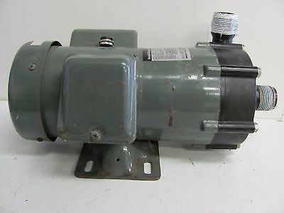 "Iwaki Magnet Pump Md-100Rm-220 Inlet 3/4"" Outlet 3/4"""