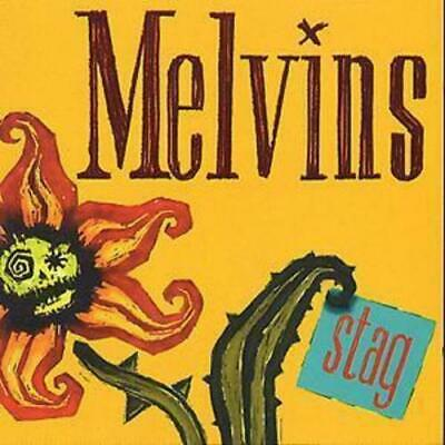 Melvins : Stag CD (2002) ***NEW*** Value Guaranteed from eBay's biggest seller!