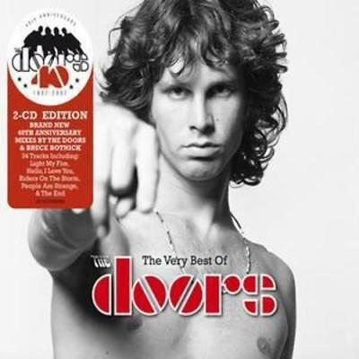 The Doors : Very Best Of, the [2 Cd Edition] CD (2007) ***NEW***