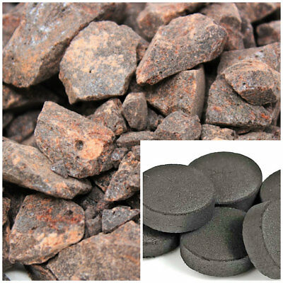 Dragons Blood Resin Granular Incense Pieces 1 oz + 10 Charcoal Tablets!