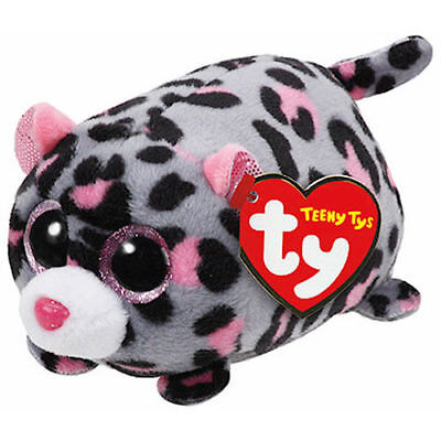 Teeny Tys Beanies  Miles     Stackable 10cm Plush