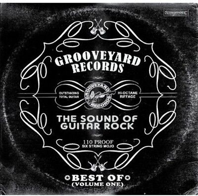 Various Artists - Grooveyard Records: Best of 1 / Various [New CD]