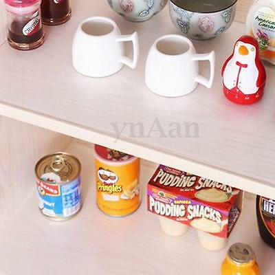4 Size Clear Non Slip Grip Drawer Liner Mat Roll Cupboard Cabinet Table Placemat