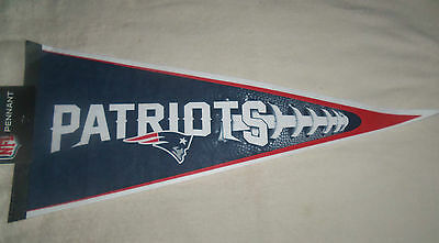 NFL : New England Patriots Large Pennant - New