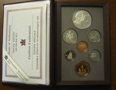 1995 Proof Set Special Edition