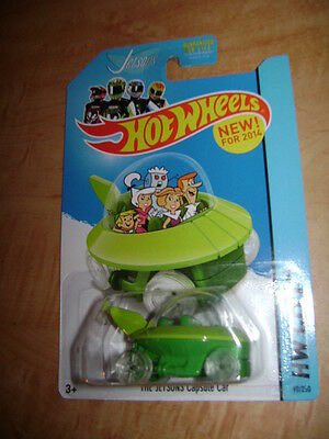 Hot Wheels Hw City The Jetsons Limited Edition Variants The Jetson's Capsule Car