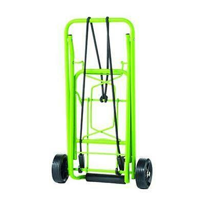 Conair TS36LIM CTS Folding Luggage Cart Lime