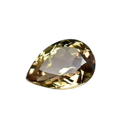 4.45 Ct RARE Zultanite Natural Color-Change Loose Gem 12x9mm Cert of Auth 244