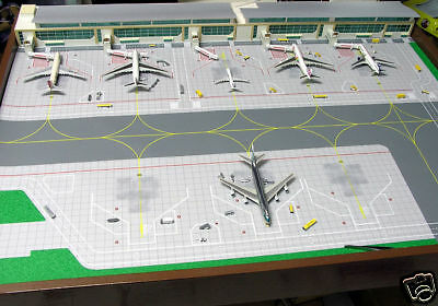 1/400 Accessories Airport basic set Ground Foil NO.2