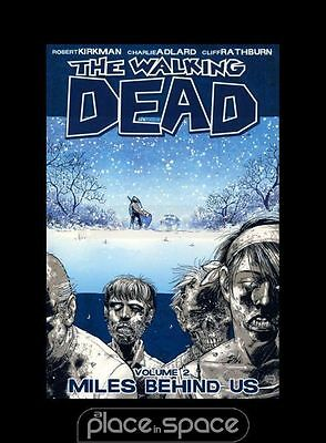 The Walking Dead Vol 2: Miles Behind Us - Softcover Graphic Novel