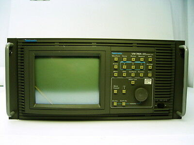 Tektronix VM700A Video Measurement Set