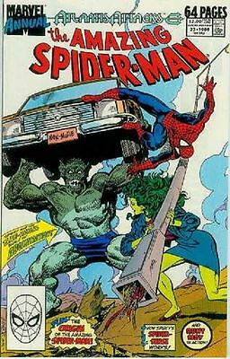 Amazing Spiderman Annual # 23 (USA)