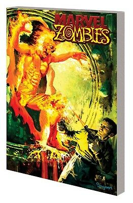 Marvel Zombies: The Complete Collection Volume 2 Softcover Graphic Novel