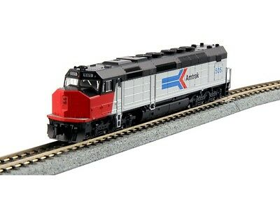 Kato 176-9202 N Scale EMD SDP40F Type I Amtrak #505 DCC Ready Locomotive