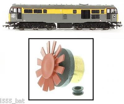 New Genuine Hornby Spares X9315 Class 31 Loco Locomotive Fan Unit Assembly