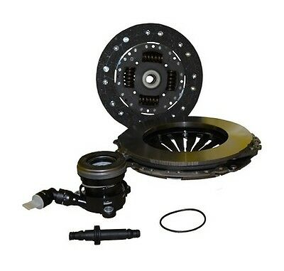 Vauxhall Combo Tour 2006-2012 Mk2 Luk Clutch Kit Set Replacement With Csc
