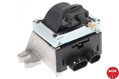 U1032 NGK NTK DISTRIBUTOR IGNITION COIL - DRY [48143] NEW in BOX!