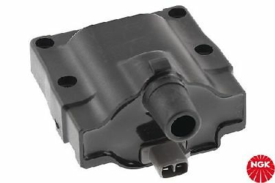 U1038 NGK NTK DISTRIBUTOR IGNITION COIL - DRY [48180] NEW in BOX!