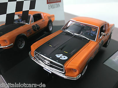 """Carrera Evolution 27488 Ford Mustang GT """"No. 49"""" USA only"""