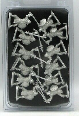Ral Partha 02-881 Chaos Warriors (Fantasy Armies) Chaotic Fighters Infantry NIB