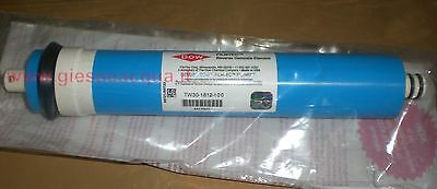 Une membrane d'osmose inverse, FILMTEC TW30-1812-50 MADE in USA