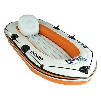 Blueborn Boat Enduro SR280 - 3 person rowing boat 280x155cm (load capacity 250kg