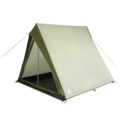 10T Dundas 3 - 3 person trekking double-roof first tent with sleep compartment W