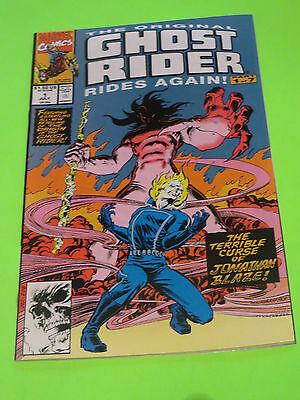 The Original Ghost Rider Rides Again !  #1-#3-#4 Lot Of 3 Marvel Comics