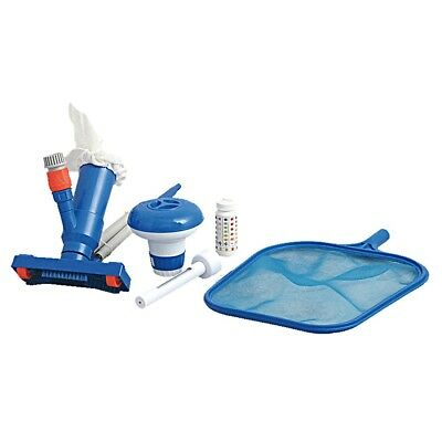 Jilong PMK Complete - 5-part pool maintenance and cleaning set