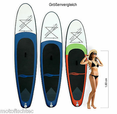 Stand Up Paddle Board SUP Paddelboard inflatable SUP iSUP Paddelbrett Surfboard