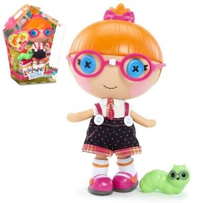 Lalaloopsy Littles - Specs Reads-A-Lot - Bambola 20cm
