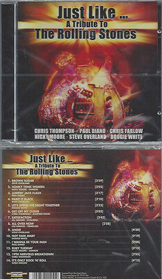 Cd--Neu--Just Like--A Tribute To The Rolling Stones