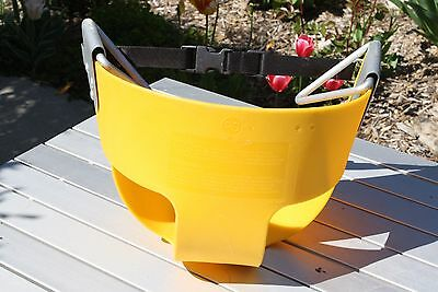Heavy Duty Yellow Toddler Swing Excellent condition