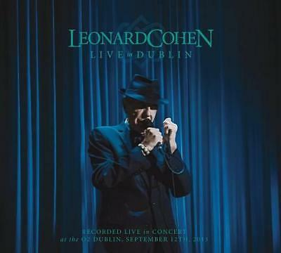 Leonard Cohen - Live In Dublin [Digipak] Used - Very Good Cd