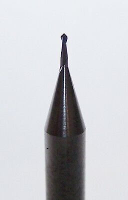"1//4/"" TIALN COAT CARBIDE 2 FLUTE MICRO DRILL MILLS .2500/"" 90 DEGREE POINT"