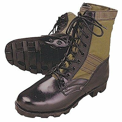 Stansport-1498-10W-Jungle Boots - O.D. - 10W New
