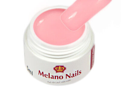 Colour UV Gel Made in Germany 5ml Colour Medium Rose