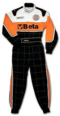 Beta Tools Race Suit Racing F1 Formula 1 Mechanics Overall Size S-XXXL 9577F1 CL