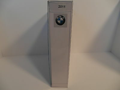 2011 BMW The Ultimate Driving Machine Press Kit Welcome Pack DVD CD Books.